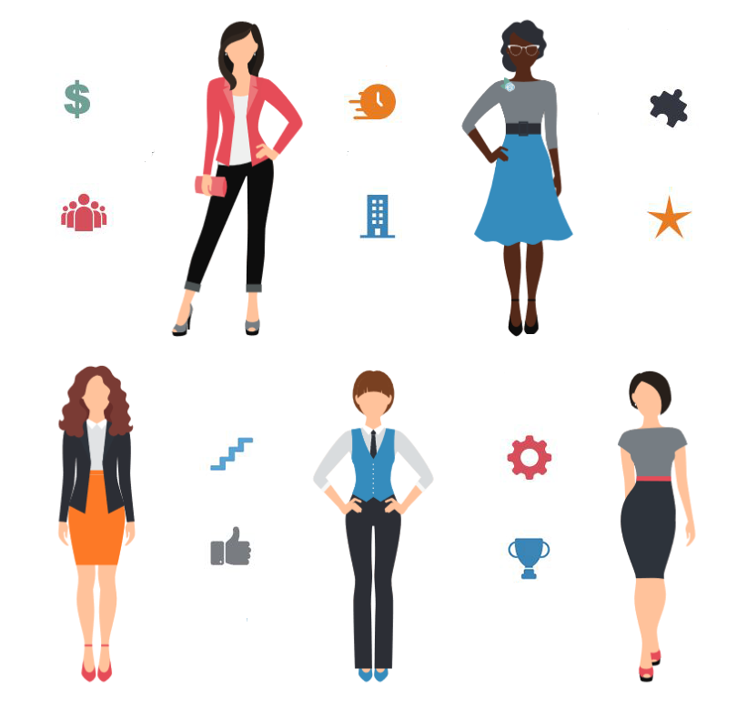 Tööturu uuring: mida naised tahavad?